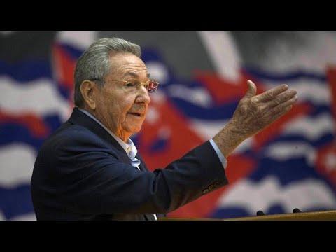 L'appel au dialogue de Raul Castro : le révolutionnaire sur le point de passer la main