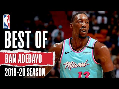 The Best Of Bam 💥 | Bam Adebayo's 2019-20 Season Highlights