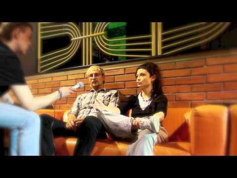 Интервью с группой Муха, 15.06.2012, клуб Зал Ожидания - смотреть онлайн