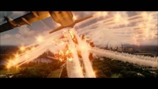AC-130 Attacks Washington D.C.