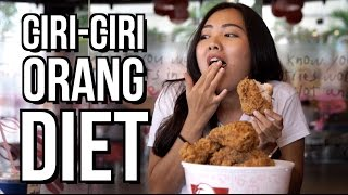 Video CIRI² ORANG DIET MP3, 3GP, MP4, WEBM, AVI, FLV Februari 2018