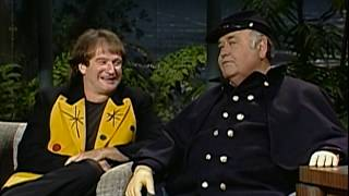 Video Robin Williams on Carson w/ Jonathan Winters 1991 MP3, 3GP, MP4, WEBM, AVI, FLV Agustus 2019