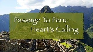 Passage to Peru