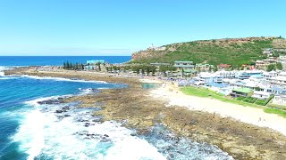 Mossel Bay South Africa  city photos : Mossel Bay - View from a Drone