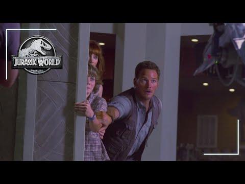 Jurassic World: Final Battle   Behind the Scenes   Jurassic World