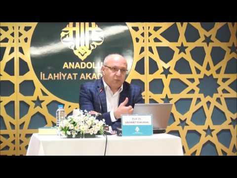 Prof. Dr. Mehmet EVKURAN ile ''Mâturidî'' konulu Seminer