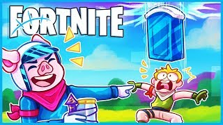 *NEW* JUNK RIFT is HILARIOUS in FORTNITE!