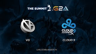 Cloud9 vs VG, game 1