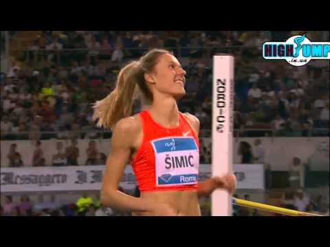 1.94 Simic Ana Rome diamond league 2015
