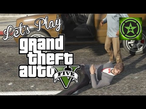Let's Play - GTA V - Fly 'n' Chat Mystery Play