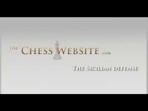 chess openings - The Sicilian Defense is widely considered the best defense against white's e4 opening move. Here we discuss various lines in the sicilian defense and key con...