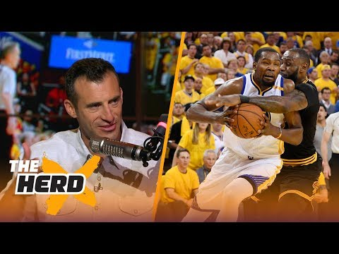 Doug Gottlieb calls Kevin Durant insecure, says LeBron James will be a Laker and more | THE HERD