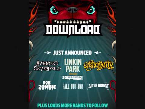 Download Festival 2014: Aerosmith, Alter Bridge and Dying Fetus are in!