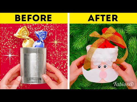 Best DIY Christmas decorations to make your home merry