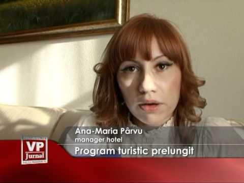 Program turistic prelungit