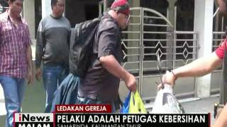 Video Pelaku pelempar bom molotov di Gereja adalah petugas kebersihan Masjid - iNews Malam 13/11 MP3, 3GP, MP4, WEBM, AVI, FLV September 2018