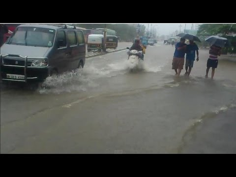 Monsoon Mumbai Water Logging
