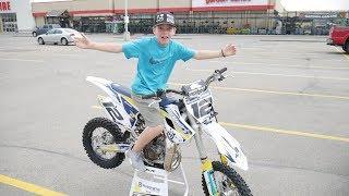 9. Husqvarna TC85 First Ride!!
