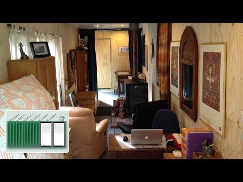 Deux ans vivre dans une maison container revue for Vivre dans un container