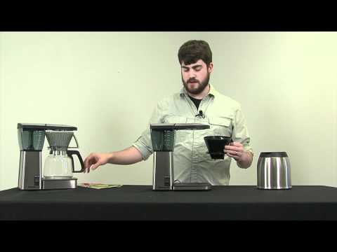 Introducing the Bonavita Coffee Maker