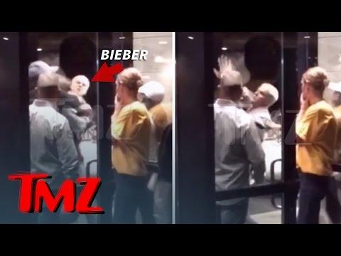 Filtran video completo de la golpiza que recibió Justin Bieber