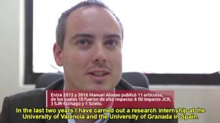 Entrevista en la UCSC Dirección de Relaciones Institucionales