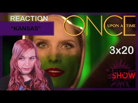 "Once Upon A Time 3x20 - ""Kansas"" Reaction Part 1"