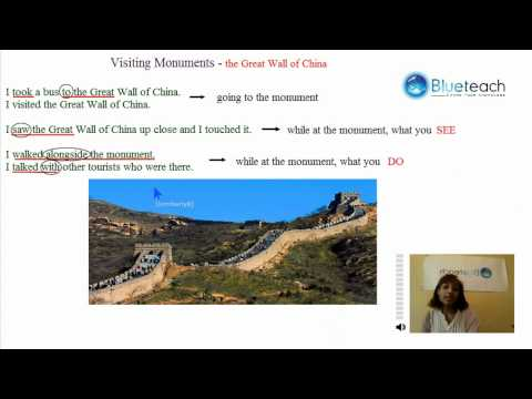 learn english 6.1c: Travel all Around the World: from the Eiffel Tower to the Great Wall of China