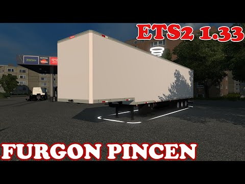 Furgon Pincen Trailer 1.33.x