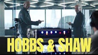 Fast & Furious Presents: #HobbsandShaw Official Trailer #DwayneJohnson #JasonStatham #IdrisElba