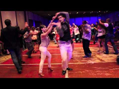 Peru Salsa Congress 2012 - Baile Social Andy Contreras y Karel Flores