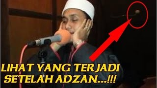 Video MASYALLAH Adzan Merdu Di Dunia Bikin Nangis MP3, 3GP, MP4, WEBM, AVI, FLV Januari 2019