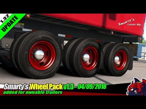 Smarty's Wheel Pack v1.3 1.32.x