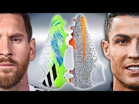 Messi VS Ronaldo - Boot Battle: adidas Nemeziz 19.1 vs Nike Superfly 7 CR7 - Review (2020)