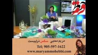 Maryam Mohebbiعلت بی میلی جنسی شوهر