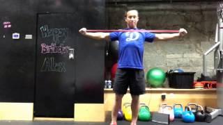 #AskKenneth 22: Shoulder Mobility 肩膀伸展運動
