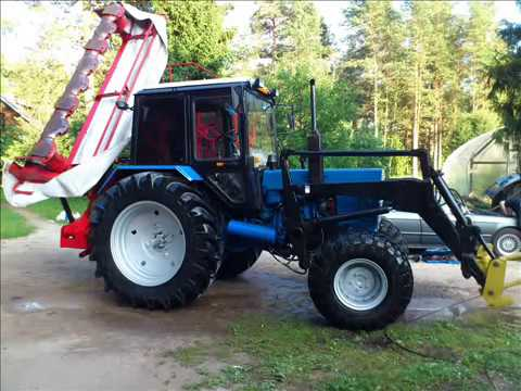 Mtz82 - Belarus mtz-82 turbo The tractor has so much mods. that everything does not reach down to read. Tkr6 turbo, Supra intercooler, bigger tires, new cabin, a pow...