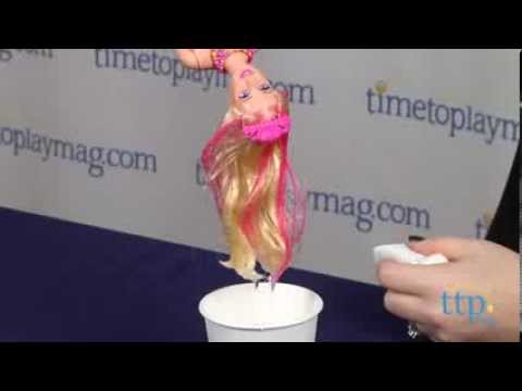 Barbie The Pearl Princess 2-in-1 Mermaid Princess from Mattel