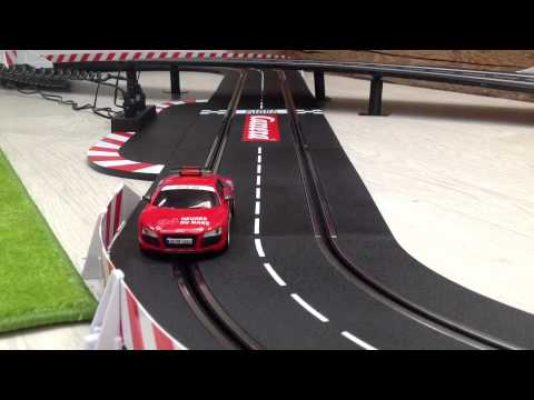 Carrera Evolution Le Mans slot cars