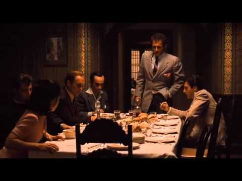 The Godfather 2 Ending Scene Utopia You Are Standing