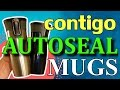 New and Improved!  16oz Contigo AUTOSEAL Travel Mugs!