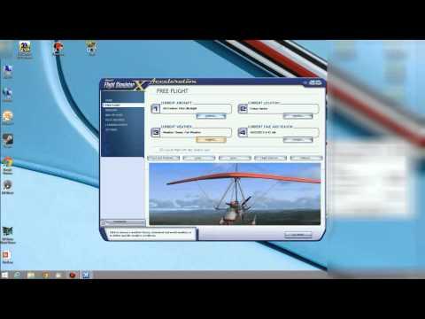 comment installer flight simulator x sur windows 8
