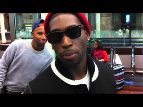 Access All Areas: Tinie Tempah In Paris!  'N**gas In Paris' Edition | Dropout UK