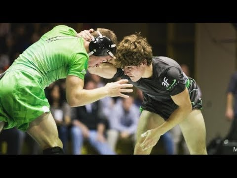 Nick Suriano vs. Daton Fix - The Longest Match In High School Wrestling (2014 Who's #1)