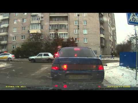 Авария во Владимире