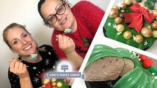 2. Mirror glaze cake white chocolate mousse tutorial