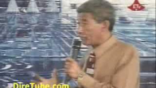 Ethiopian Idol 2009 - Afework Bekele - Episode 21 Idol Guest
