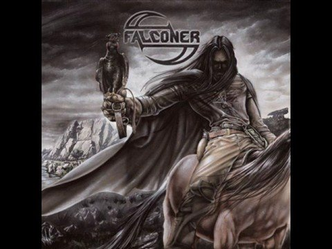 Falconer - Heresy in Disguise online metal music video by FALCONER