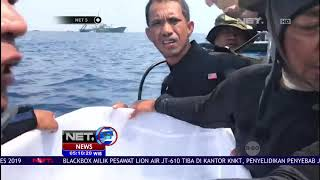 Video Black Box Lion Air JT 610  Ditemukan Dikedalaman 30 Meter   NET5 MP3, 3GP, MP4, WEBM, AVI, FLV November 2018