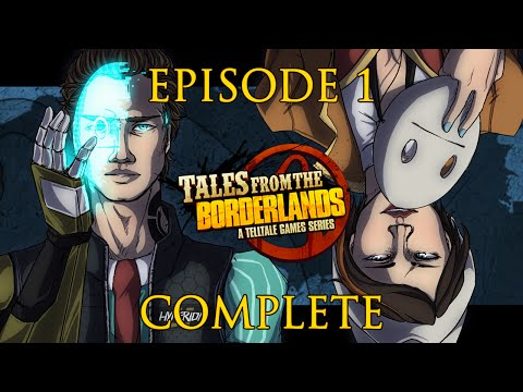 Cry - Game : http://store.steampowered.com/app/330830/ Heeeeeey dudes. Tales from the Borderlands, a Telltale game that surprised me more than that surprise birthd...